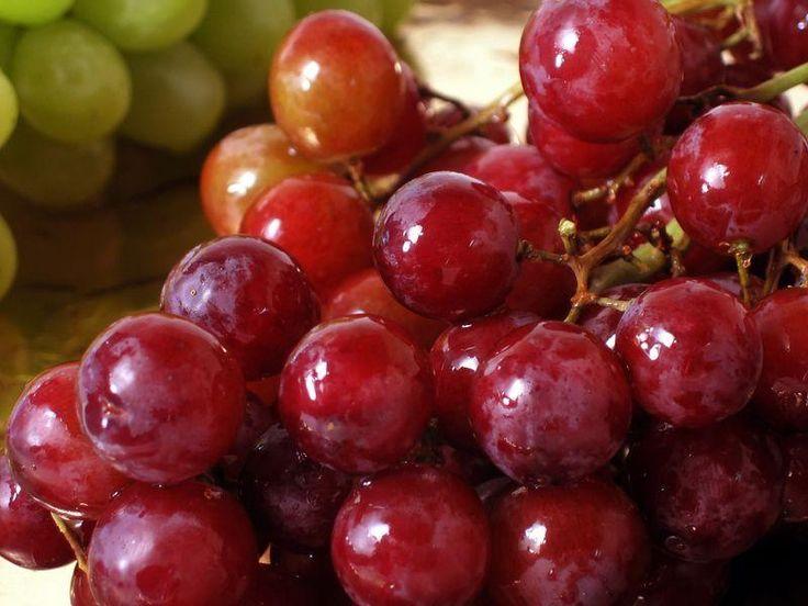 Red grapes nhập khẩu từ Mỹ - Vinfruits