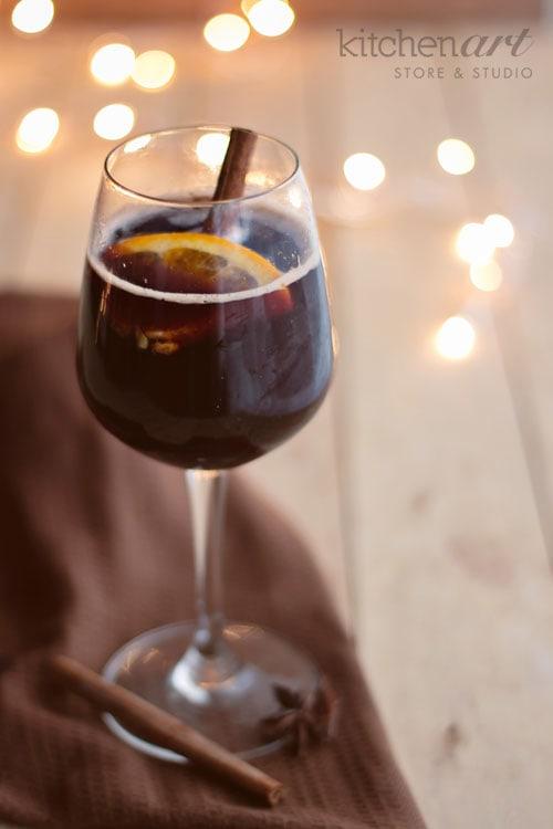 Rượu Mulled wine ấm nóng cho đêm Giáng sinh - 1