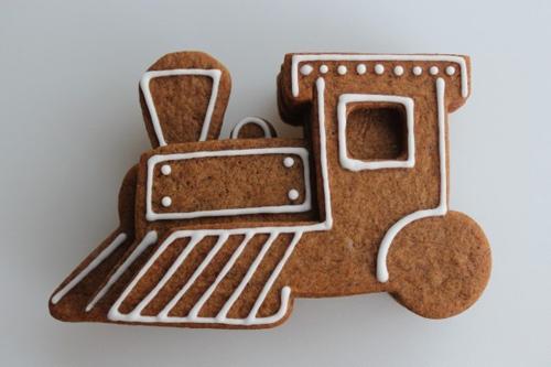 Bánh quy gừng tưng bừng đón Noel - 8