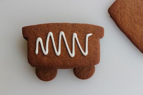 Bánh quy gừng tưng bừng đón Noel - 10