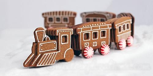Bánh quy gừng tưng bừng đón Noel - 12