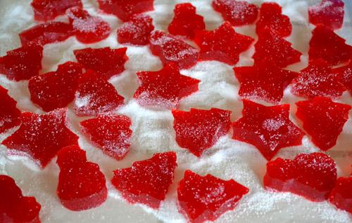 Làm kẹo gôm mừng Giáng sinh - 4