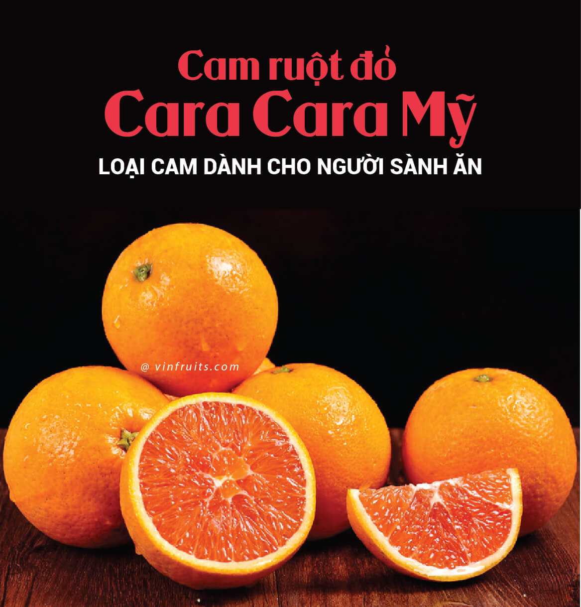 Cam ruot do Cara My - vinfruits.com 5