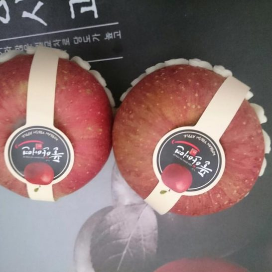 Táo Fuji Hàn Quốc nhập khẩu - Vinfruits.com