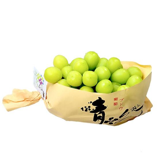 Nho mau don Shine Muscat Nhat Ban - vinfruits.com 1