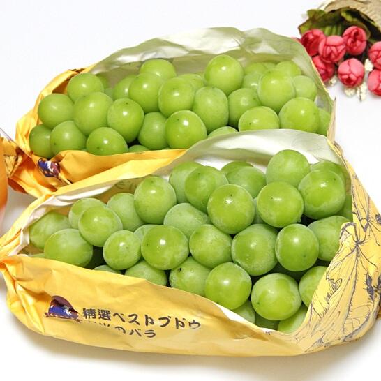 Nho mau don Shine Muscat Nhat Ban - vinfruits.com 4