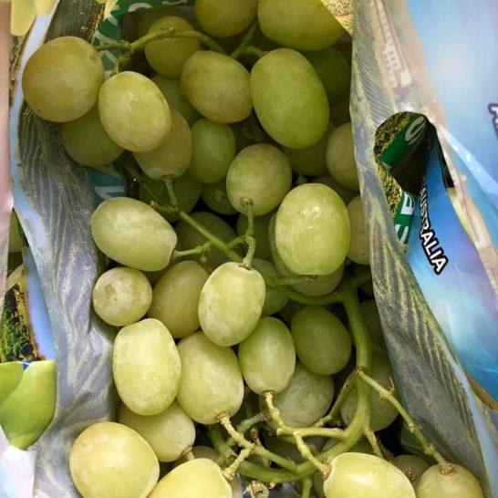 Nho xanh Úc nhập khẩu 1 - Vinfruits.com