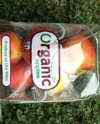 Táo Gala Organic hữu cơ Mỹ - Vinfruits