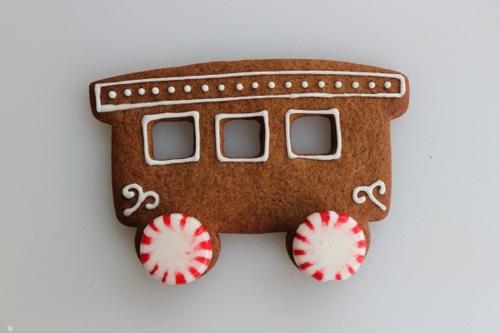 Bánh quy gừng tưng bừng đón Noel - 9
