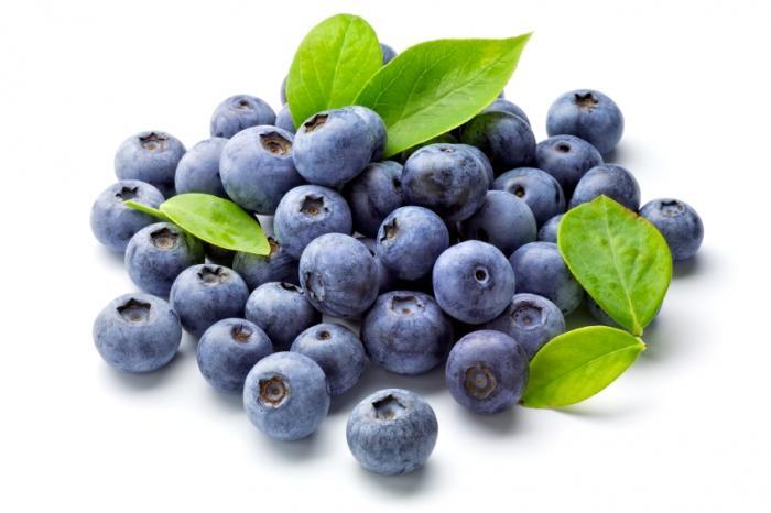 blueberries Mỹ nhập khẩu