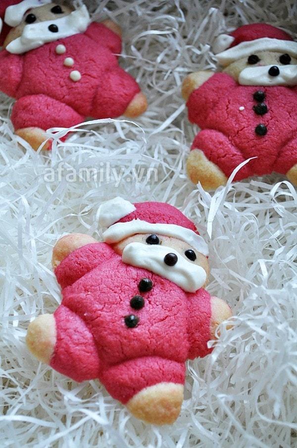 Trổ tài khéo tay với 6 món bánh Giáng Sinh cực hấp dẫn 7