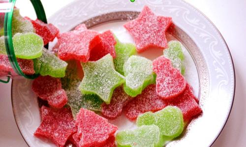 Làm kẹo gôm mừng Giáng sinh - 6
