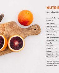 Cam Cara ruột đỏ không hạt Mỹ – Vinfruits.com