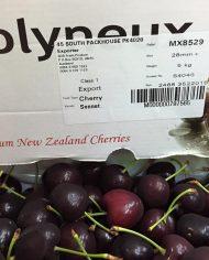Cherry đỏ New Zealand nhập khẩu – Vinfruits.com