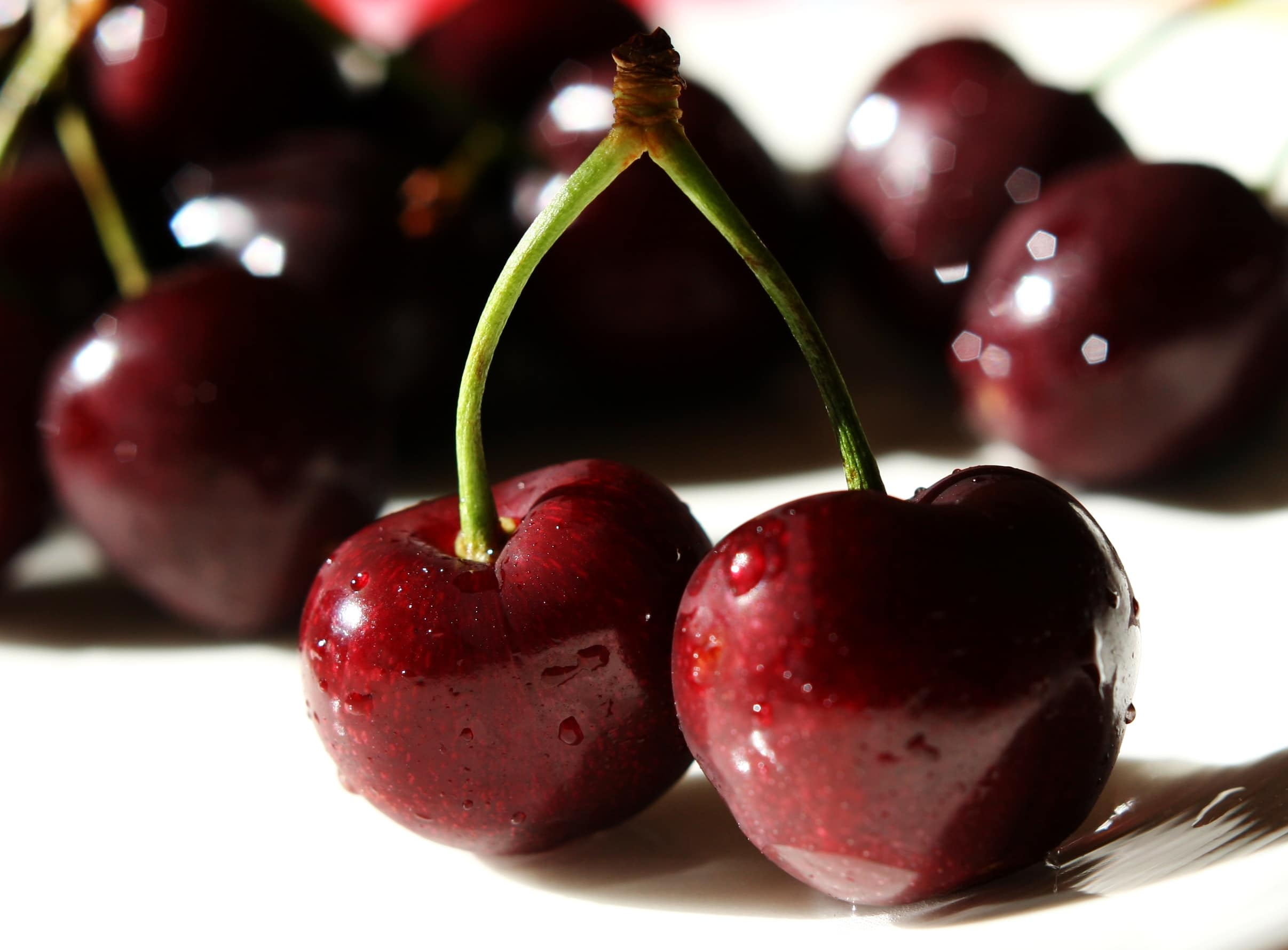 Cherry đỏ New Zealand - Vinfruits