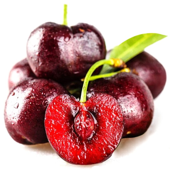Cherry do New Zealand - vinfruits.com