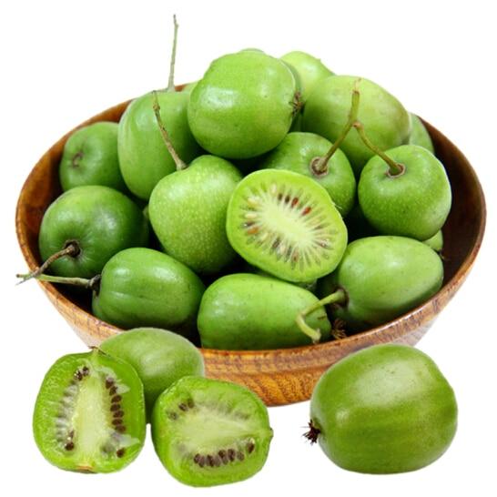Kiwi berry NZ - vinfruits.com 5