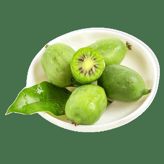 Kiwi berry NZ - vinfruits.com 6