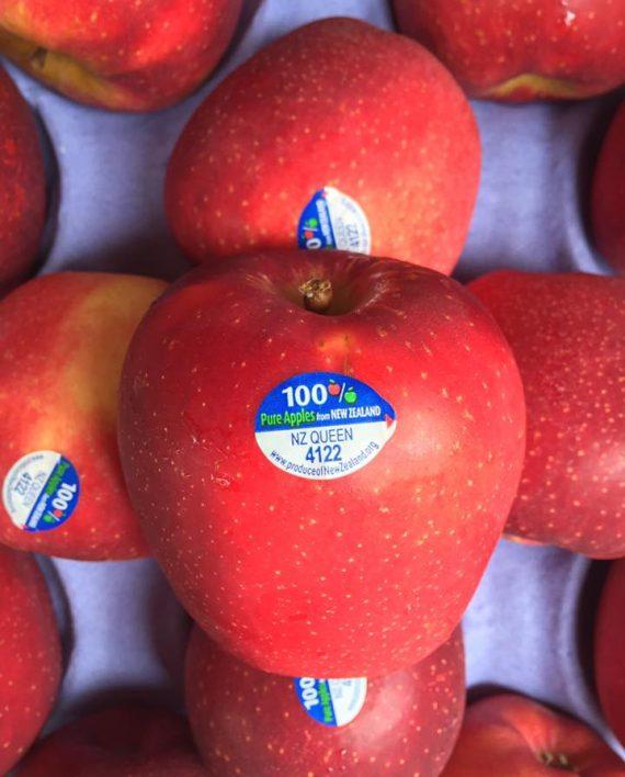 Táo Queen Nữ hoàng New Zealand - Vinfruits.com