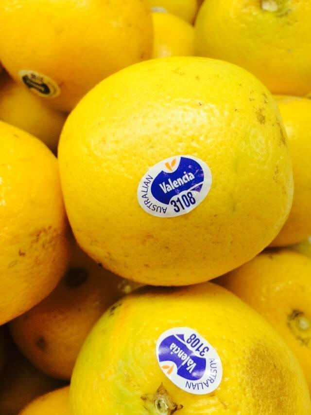 Cam Valencia Úc nhập khẩu - Vinfruits.com