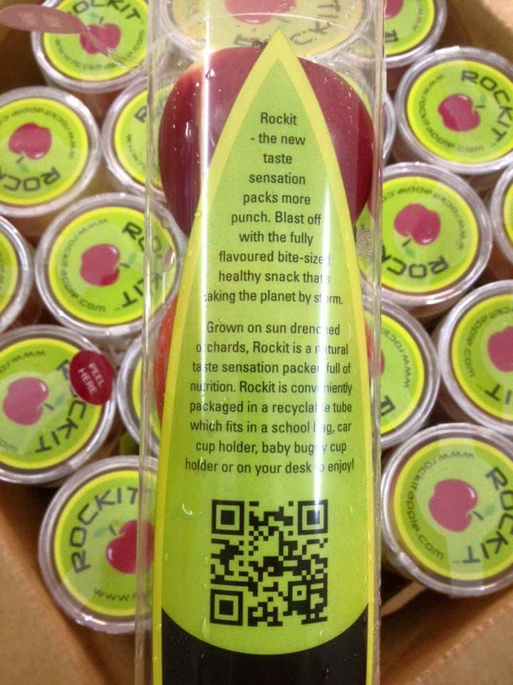 Ồng táo Rockit New Zealand nhập khẩu - Vinfruits.com