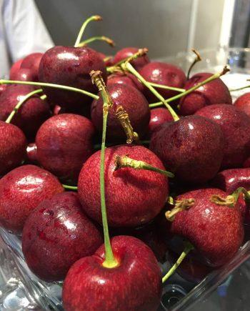 Cherry đỏ Mỹ nhập khẩu - Vinfruits.com