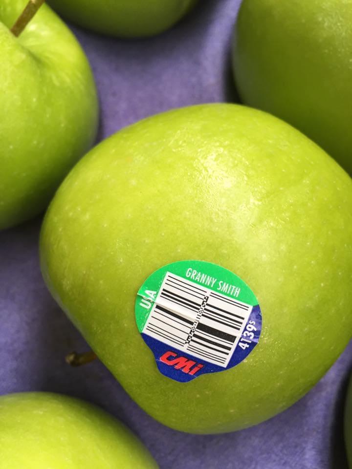 Táo xanh Granny Smith Mỹ - Vinfruits.com