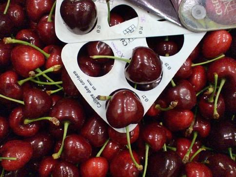 Giá cherry đỏ Úc Tphcm và Hà Nội?