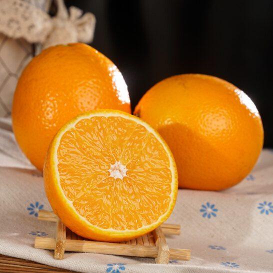 Cam vàng Ai Cập - vinfruits.com 1