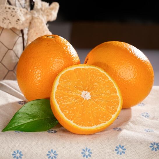 Cam vàng Ai Cập - vinfruits.com 3