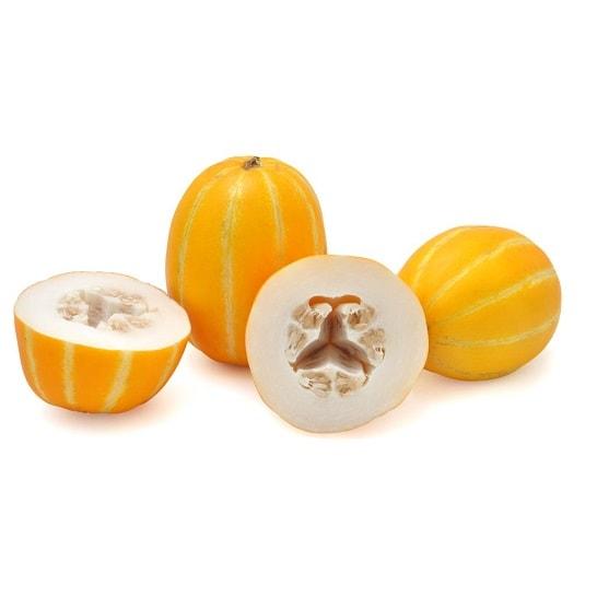 Dua le vang Han Quoc 3 - vinfruits.com