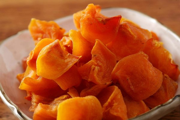 Hồng dẻo thái lát Hàn Quốc - Vinfruits