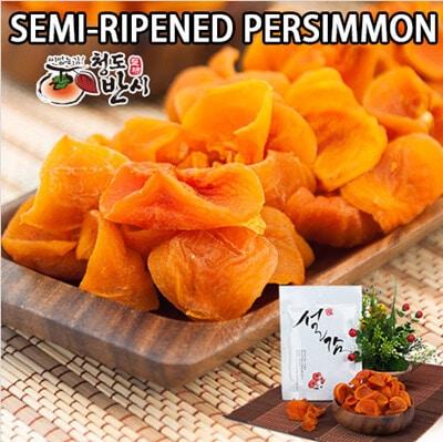 Hồng sấy lát Hàn Quốc - Vinfruits
