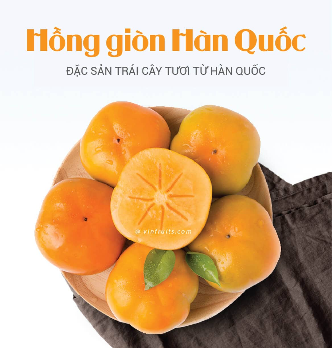 Hong gion Han Quoc - vinfruits 1