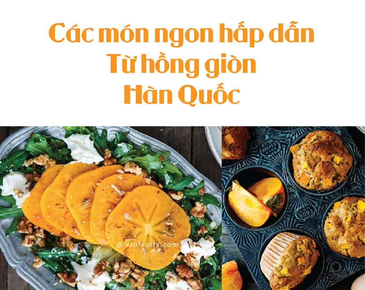 Hong gion Han Quoc - vinfruits 4