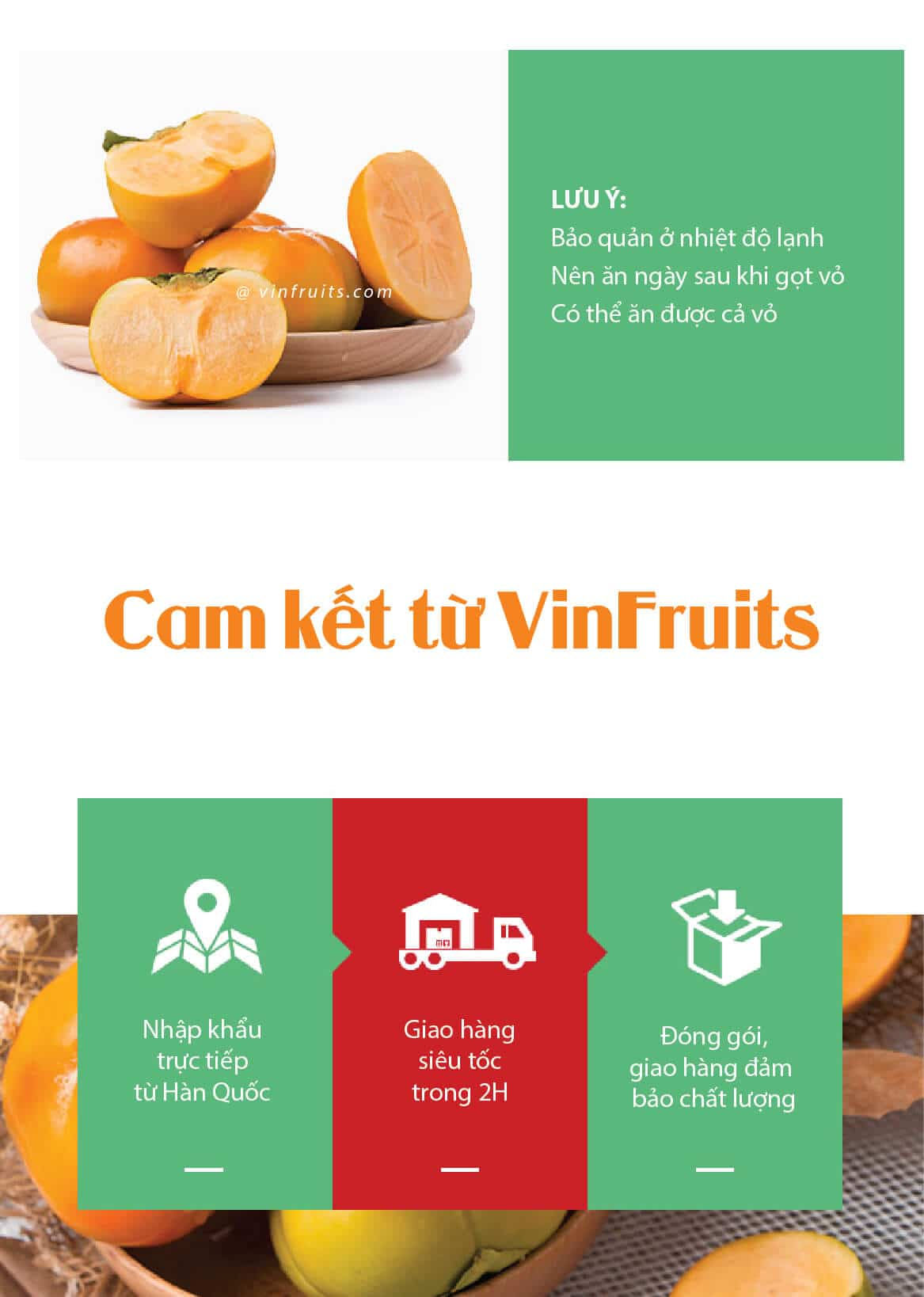 Hong gion Han Quoc - vinfruits 6