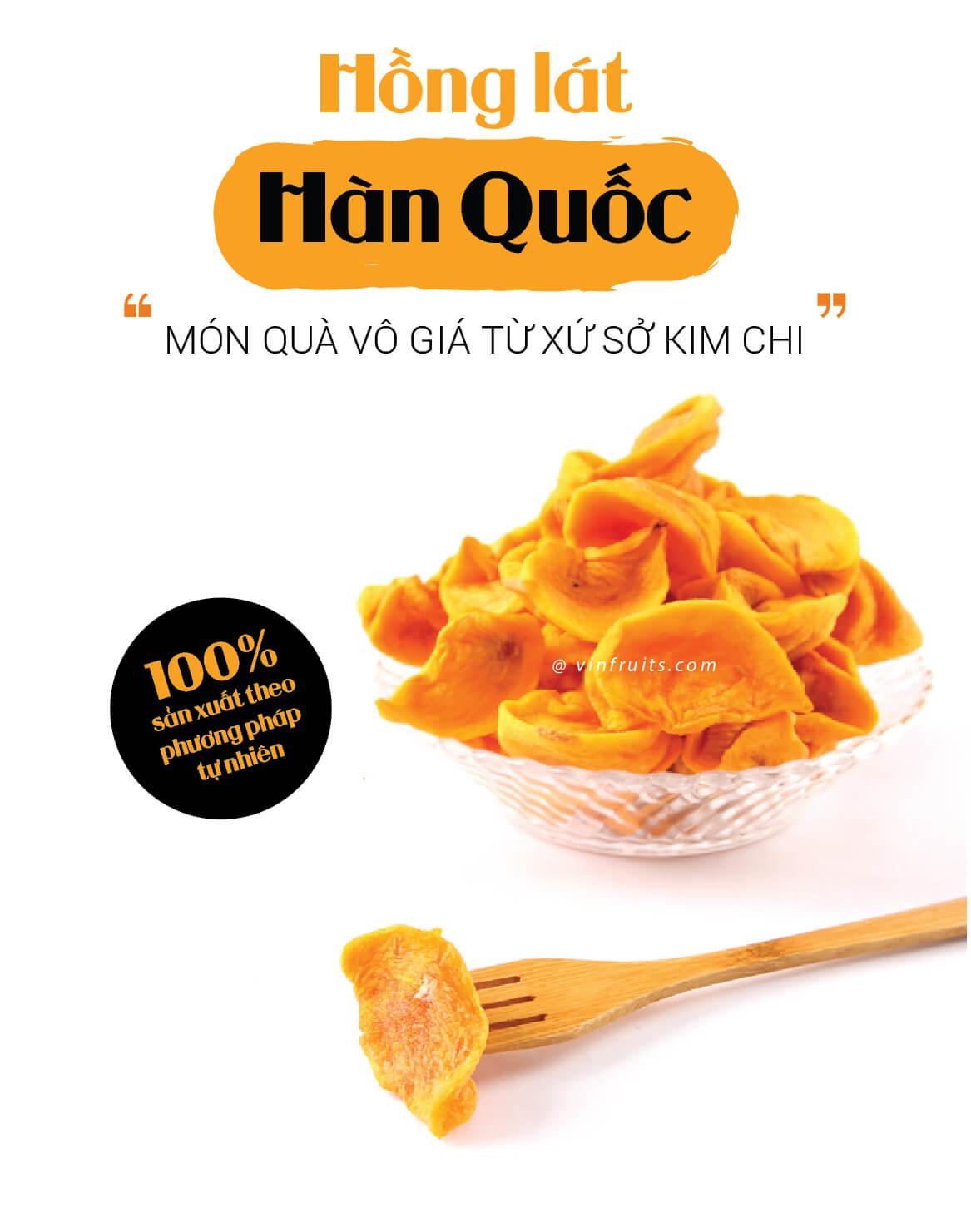 Hong lat mot nang Han Quoc - vinfrutis.com 2