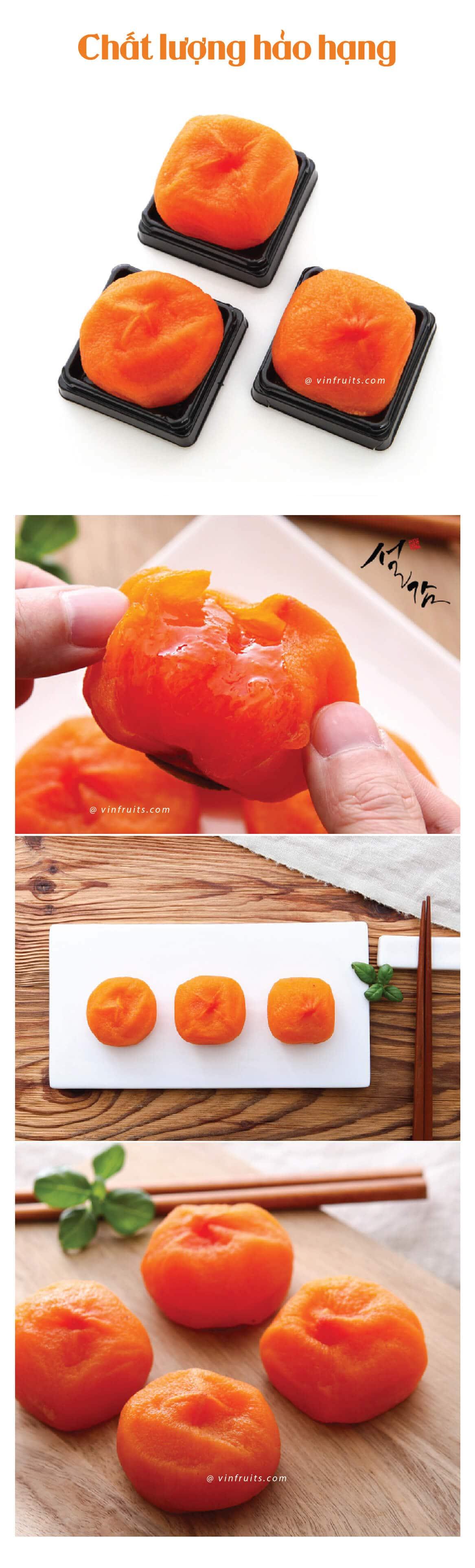 Hong mot nang Han Quoc - vinfruits.com 5