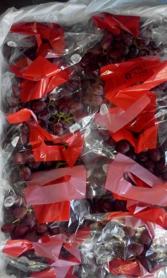 Nho đỏ Úc Crimson - Vinfruits.com
