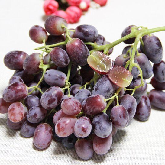 Nho đỏ Mỹ - vinfruits.com 2