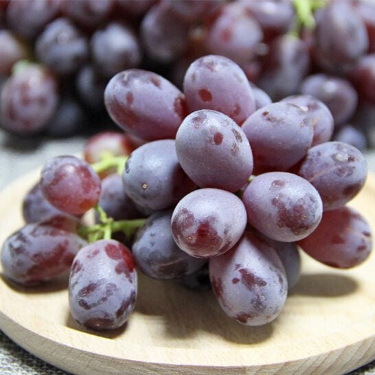 Nho đỏ Mỹ - vinfruits.com 4