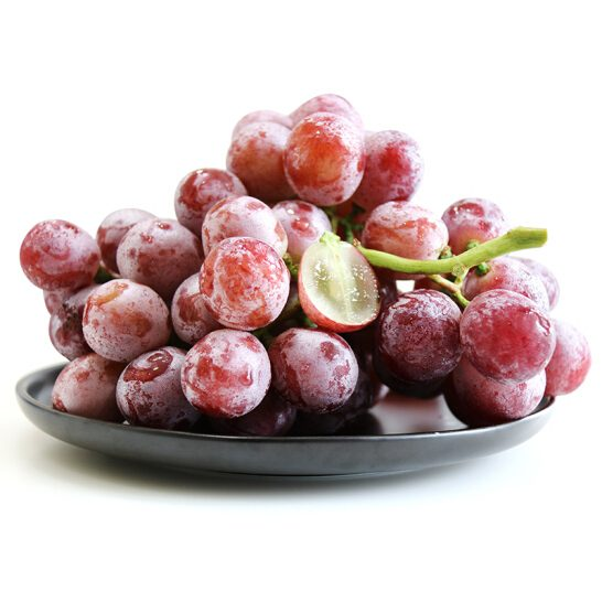Nho do khong hat Uc - vinfruits.com 4
