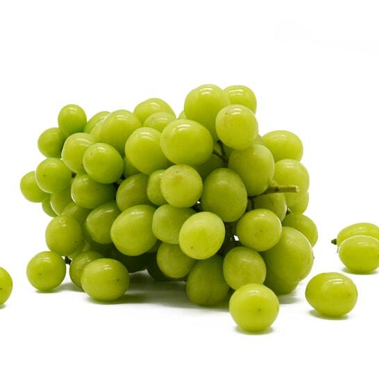 Nho mau don Shine Muscat Han Quoc - vinfruits.com 3