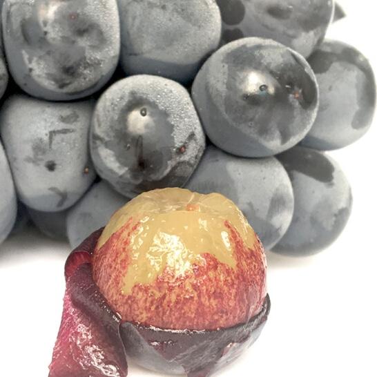 Nho ruou Han Quoc - vinfruits.com