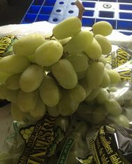 Nho xanh Pristine Mỹ 1- Vinfruits.com