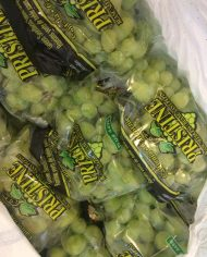 Nho xanh Pristine Mỹ 2 – Vinfruits.com
