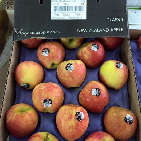 Táo Koru - Vinfruits.com
