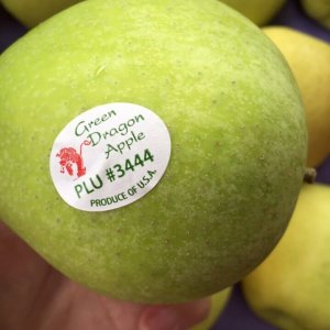 Tao Green Dragon Apple 1