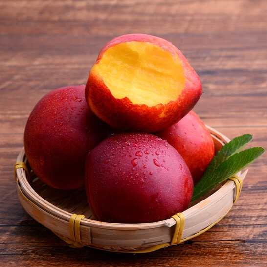 Xuan dao Uc ruot vang - vinfruits.com 3