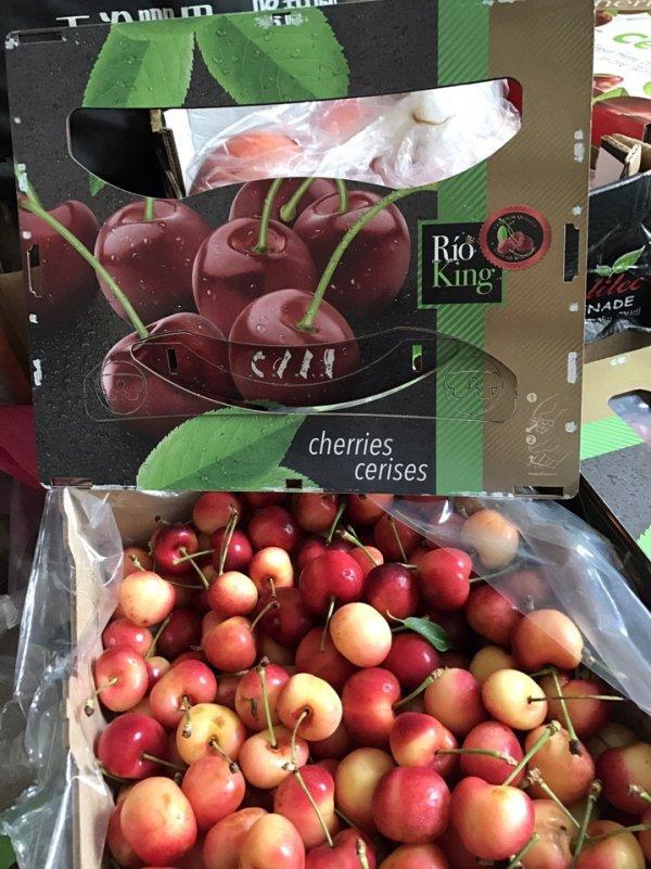 Cherry Vàng Chile nhập khẩu - Vinfruits.com